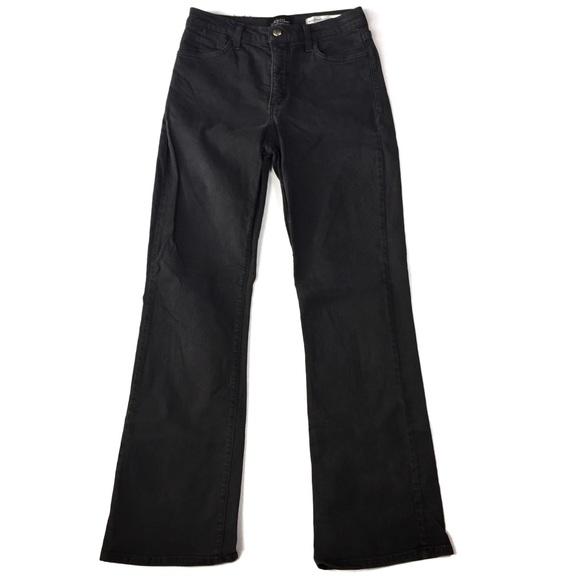 NYDJ Denim - NYDJ Stretchy Gray High Rise Bootcut Jean